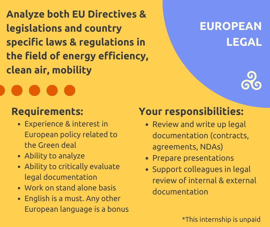 European Legal